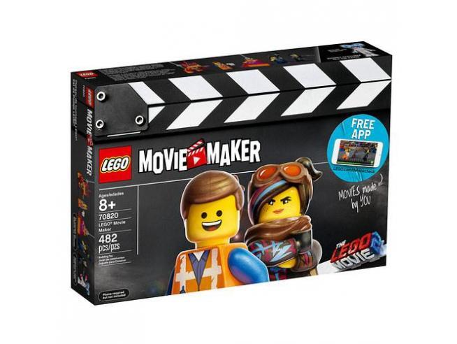 LEGO MOVIE 2 70820 - MOVIE MAKER