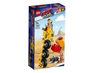 LEGO MOVIE 2 70823 - IL TRICICLO DI EMMET!