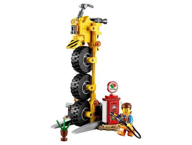 LEGO MOVIE 2 70823 - IL TRICICLO DI EMMET!
