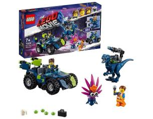 LEGO MOVIE 2 70826 - IL FUORISTRADA REX-TREMO DI REX!