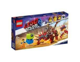 LEGO MOVIE 2 70827 - ULTRAKATTY E LUCY GUERRIERA!