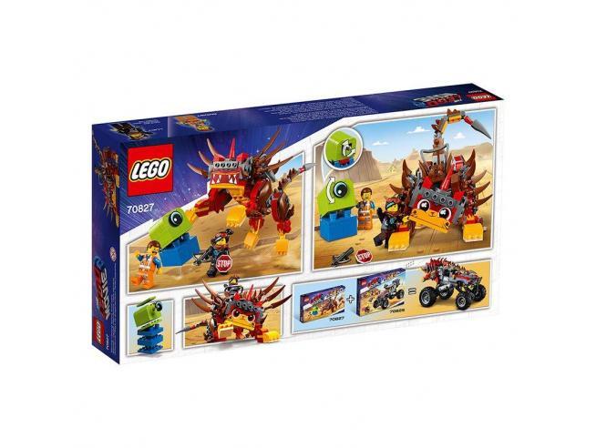 LEGO MOVIE 2 70827 - ULTRAKATTY E LUCY GUERRIERA!