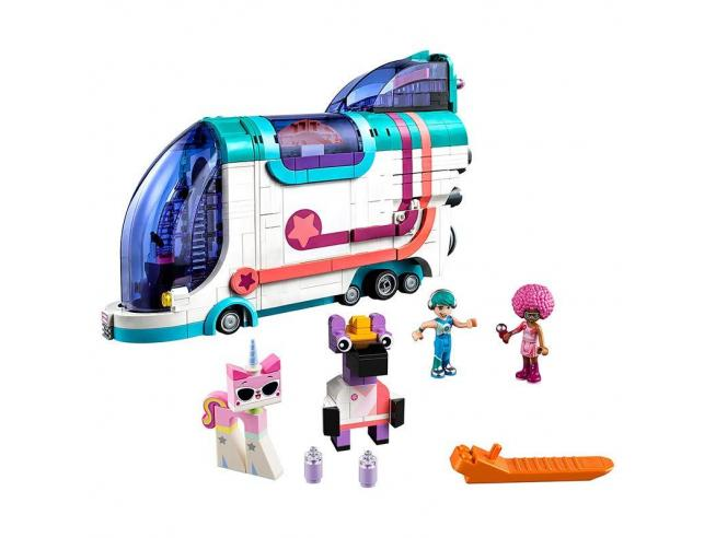 LEGO MOVIE 2 70828 - IL PARTY BUS POP-UP