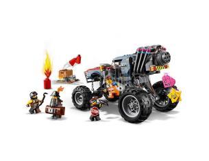 LEGO MOVIE 2 70829 - IL BUGGY FUGGI-FUGGI DI EMMET E LUCY!