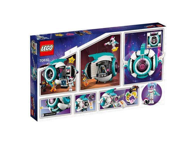 LEGO MOVIE 2 70830 - L'ASTRONAVE SORELLARE DI DOLCE SCONQUASSO!