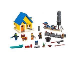 LEGO MOVIE 2 70831 - LA CASA DEI SOGNI - RAZZO DI SOCCORSO DI EMMET