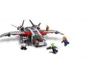 LEGO SUPER HEROES 76127 - CAPTAIN MARVEL E L'ATTACCO DELLO SKRULL