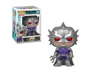 Funko DC Comics Aquaman POP Heroes Vinile Figura Orm 9 cm