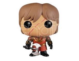 Game of Thrones Funko POP Serie TV Vinile Figura Tyron Lannister in Battaglia 9 cm