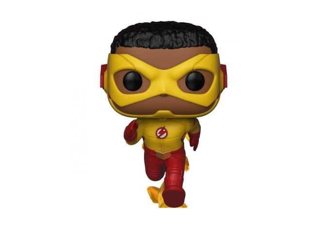 Funko Flash Dc Comics POP Television Vinile Figura Kid Flash 9 cm