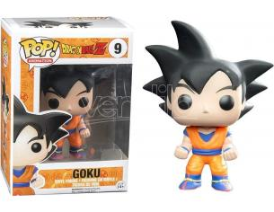 Funko Dragon Ball Z POP Animation Vinile Figura Goku 9 cm Esclusiva