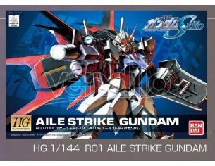 BANDAI MODEL KIT HG GUNDAM AILE STRIKE R01 1/144 MODEL KIT