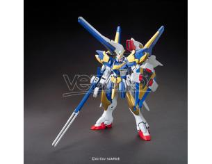 Bandai Model Kit Hguc Gundam V2 Assault Bustoer 1/144 Model Kit