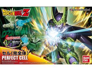 BANDAI MODEL KIT FIGURE RISE PERFECT CELL STND MODEL KIT