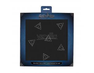 Harry Potter  Sciarpa Foulard I Doni Della Morte  190 Cm Ufficiale Cinereplicas