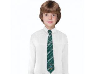 Cravatta Bambino Serpeverde Harry Potter Ufficiale Cinereplicas