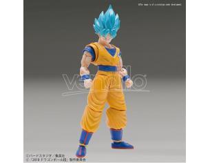 Bandai Model Kit Figura Rise Son Goku Ss God Special Col Model Kit
