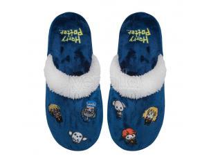 Pantofole Ciabatte Kawaii Notte stellata Harry Potter M/L (40/44) Cinereplicas