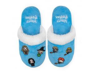 Pantofole Bambino Ciabatte Kawaii Harry Potter e Amici M/L (34/36) Cinereplicas