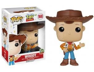 Funko Toy Story POP Disney Vinile Figura Woody  9 cm