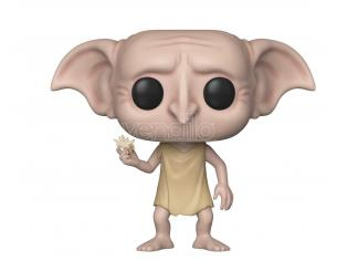 Harry Potter  Funko  Pop Movies Vinile Figura Dobby Dita Che Schioccano 9 Cm