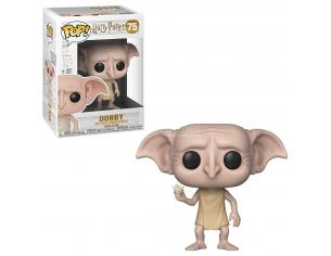 Funko Harry Potter POP Movies Vinile Figura Dobby Dita che schioccano 9 cm