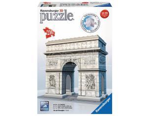 RAVENSBURGER: 3D ARCO DI TRIONFO PUZZLE