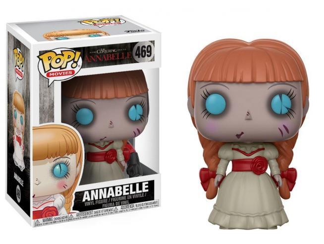 Annabelle Funko POP Horror Vinile Figura Annabelle 9 cm