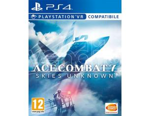 ACE COMBAT 7 SKIES UNKNOWN AZIONE - PLAYSTATION 4