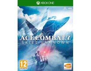 ACE COMBAT 7 SKIES UNKNOWN AZIONE - XBOX ONE