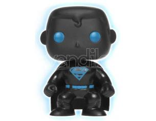 Funko Justice League POP Super Heroes DC Superman Silhouette Scatola rovinata