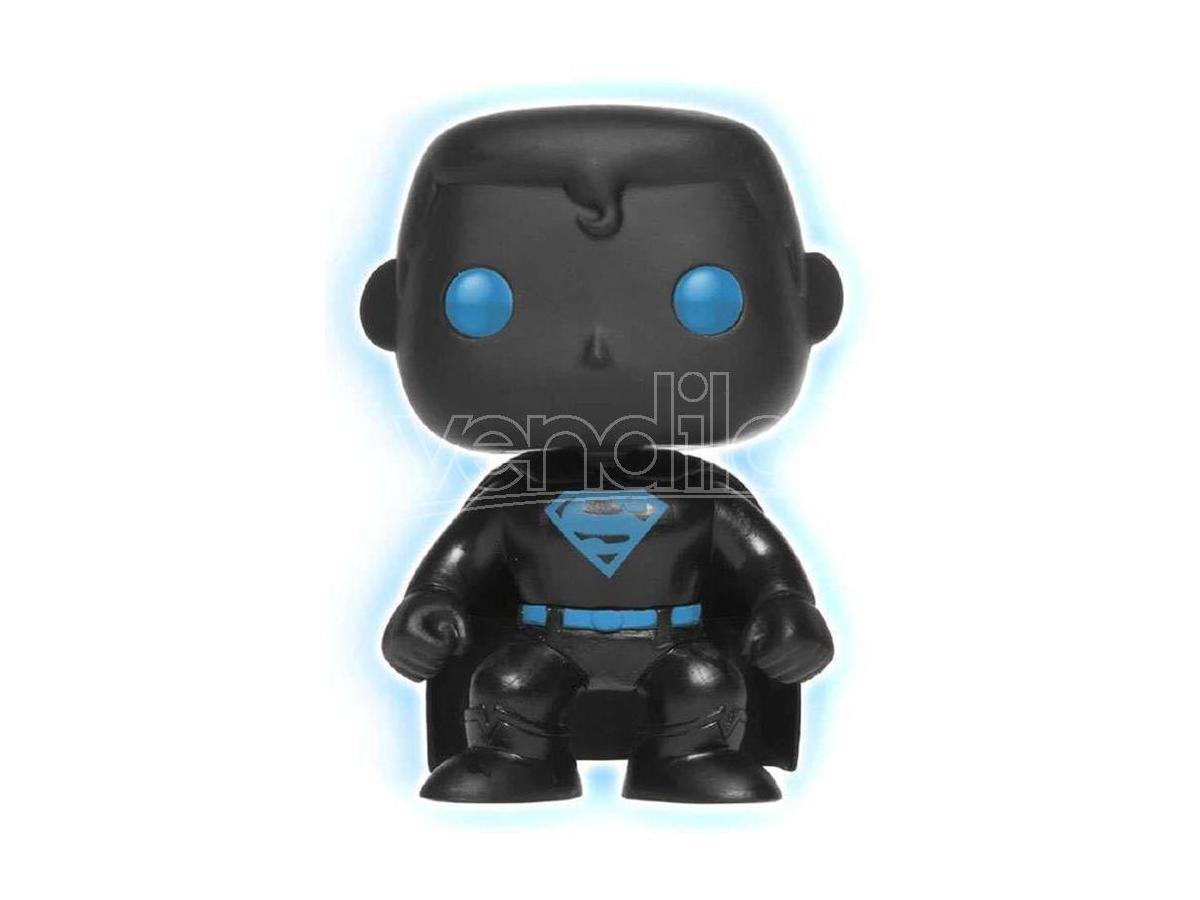 Funko Justice League POP Super Heroes DC Superman Silhouette Scatola rovinata