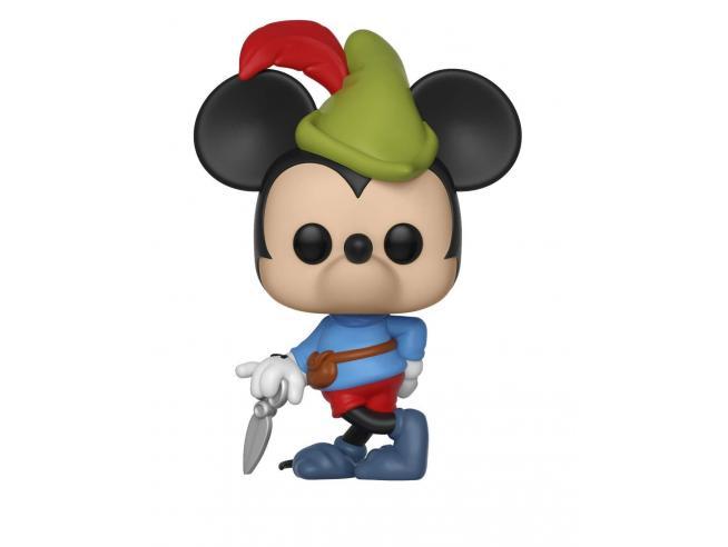 Funko Mickey Mouse POP Disney Il Coraggioso Piccolo Sarto 90th 9 cm Danneggiato