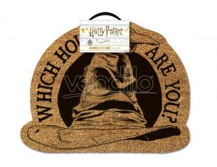 PYRAMID INTERNATIONAL HARRY POTTER SORTING HAT DOORMAT ZERBINO