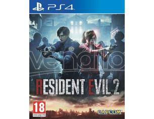 RESIDENT EVIL 2 AZIONE - PLAYSTATION 4