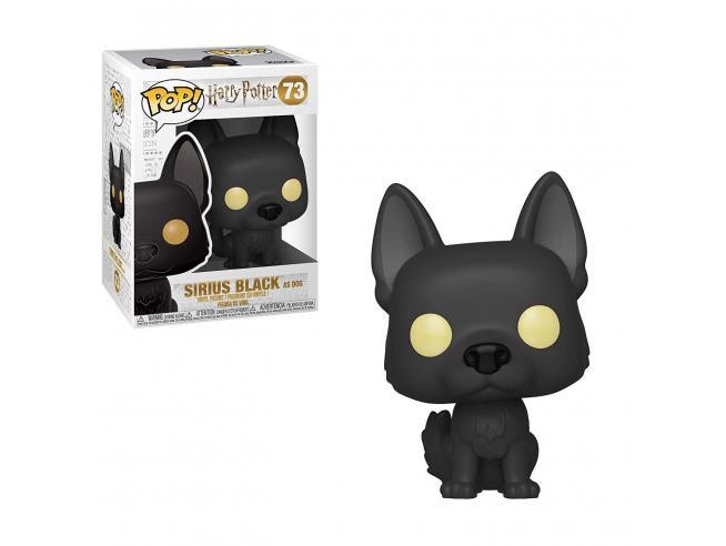 Funko Harry Potter POP Movies Vinile Figura Sirius as Dog 9 cm