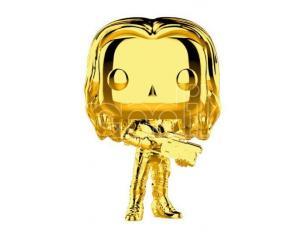 Funko Studios 10 POP Marvel Vinile Figura Gamora Cromata 9 cm