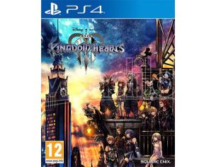 KINGDOM HEARTS III GIOCO DI RUOLO (RPG) - PLAYSTATION 4
