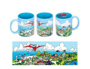 SD TOYS DR SLUMP PENGUIN VILLAGE MUG TAZZA