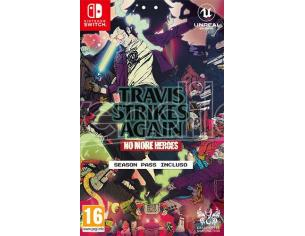 TRAVIS STRIKES AGAIN: NO MORE HEROES AZIONE - NINTENDO SWITCH