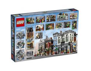 LEGO CREATOR 10251 - BRICK BANK SPECIALE COLLEZIONISTI SCATOLA ROVINATA