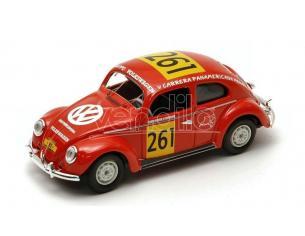 Rio RI4197 VW BEETLE N.261 78th C.PANAMERICANA 1954 DE HOHENLOHE-ALVAREZ 1:43 Modellino