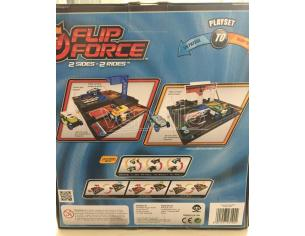 Flip Force 0543 Set 2 Piste 2 Veicoli On Patrol / Ready To Roll Mac Due