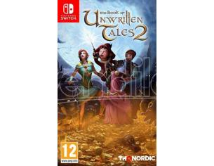 THE BOOK OF UNWRITTEN TALES AVVENTURA - NINTENDO SWITCH