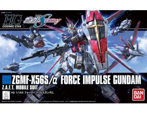 BANDAI MODEL KIT HGCE GUNDAM FORCE IMPULSE 1/144 MODEL KIT