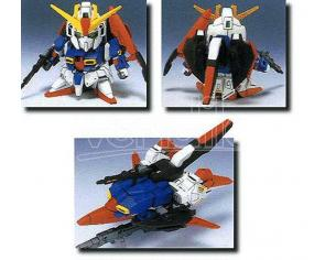 BANDAI MODEL KIT BB GUNDAM Z 198 MODEL KIT