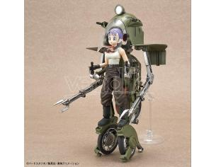 BANDAI MODEL KIT FIGURE RISE MECH BULMA MOTORCYCLE MODEL KIT