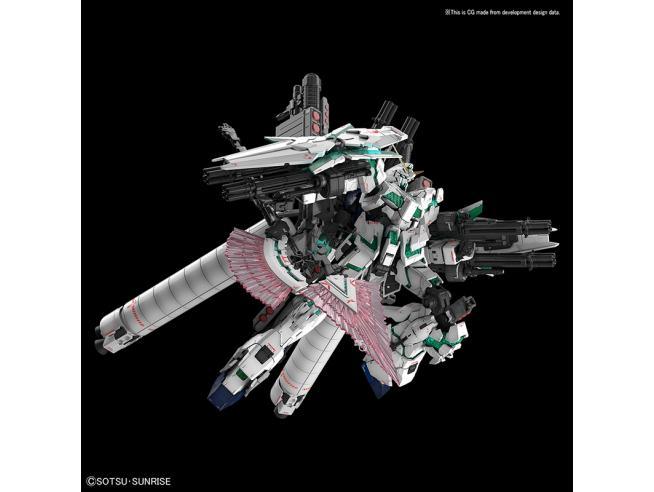 BANDAI MODEL KIT RG GUNDAM UNICORN FULL ARMOR 1/144 MODEL KIT