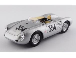 Best Model BT9737 PORSCHE 550 RS N.354 11th MM 1957 HEINZ SCHILLER 1:43 Modellino