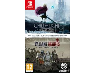 COMPILAT.CHILD OF LIGHT + VALIANT HEARTS PLATFORM - NINTENDO SWITCH